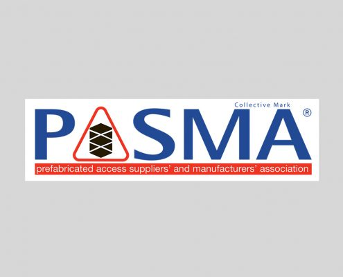 PASMA, logo, construction, scaffolding