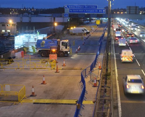 time lapse, time lapse uk, M5, traffic, birmingham, oldbury, junction, viaduct