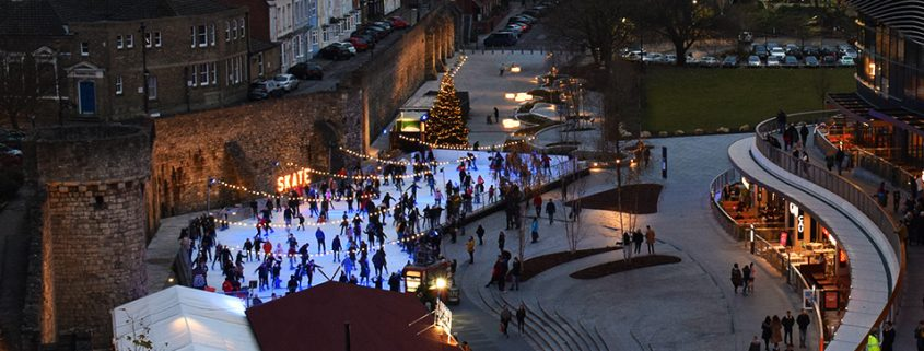 time lapse uk, time lapse, southampton, ice rink, photography, video