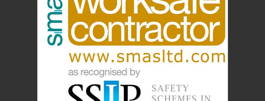 SMAS, worksafe, health and safety, contractor, construction, time lapse uk