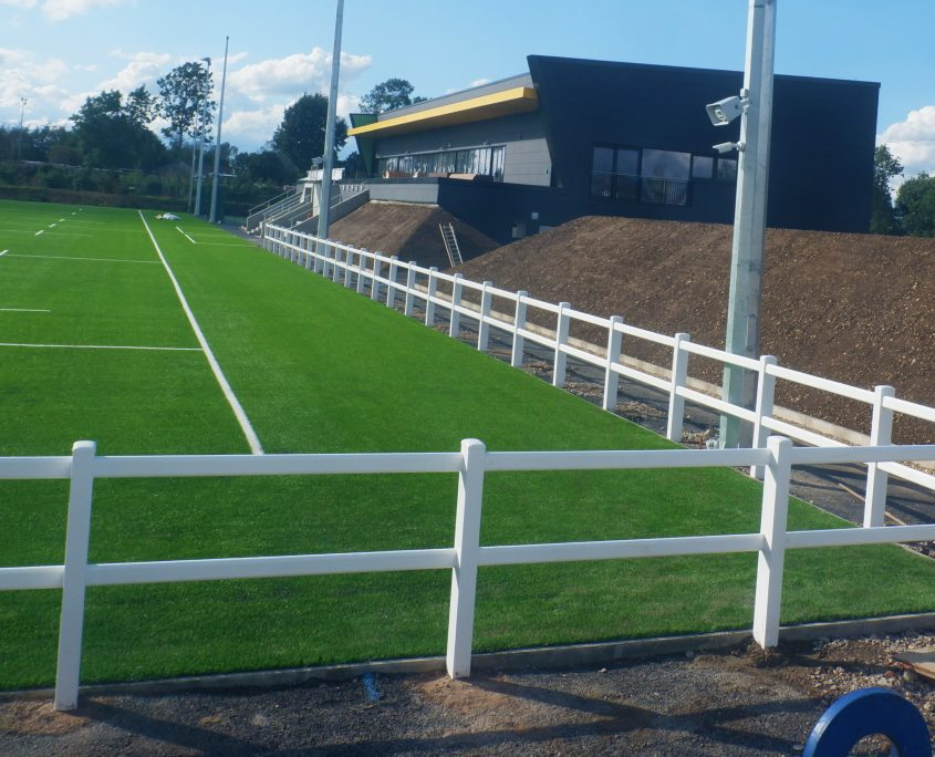 time lapse, time lapse uk, grasshoppers rugby football club, sports, events, construction
