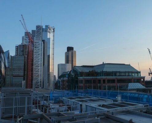 time lapse uk, time lapse, construction, London, 250 bisopsgate, bishopsgate